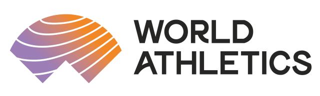 logo WORLD ATHLETICS
